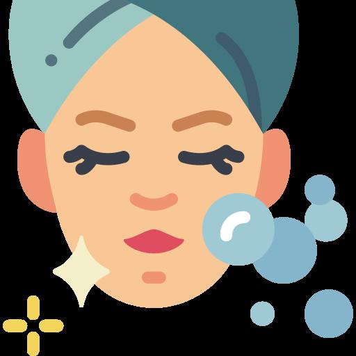Facial treatment icon
